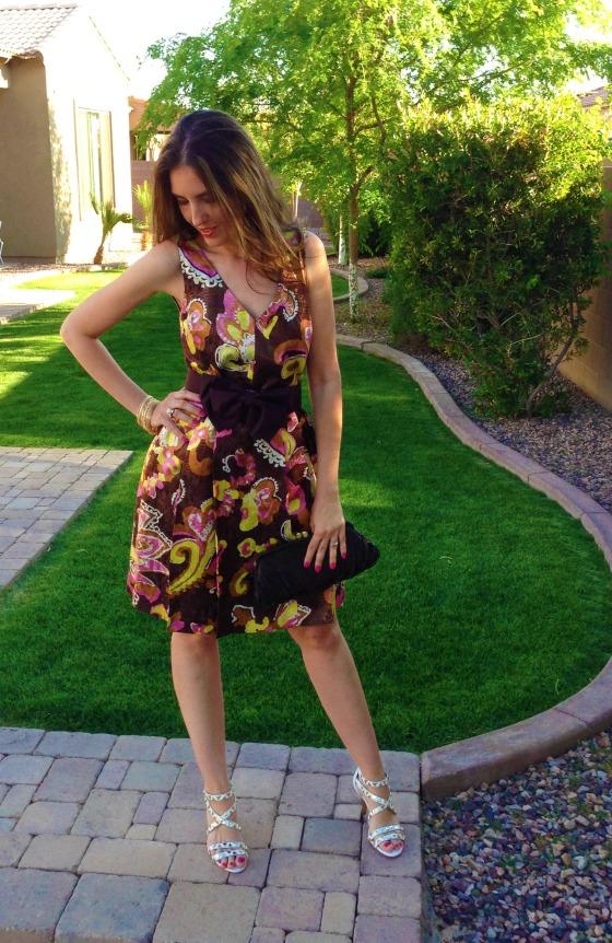 Lady Dress 6