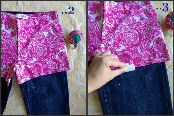 DIY Shorts 2