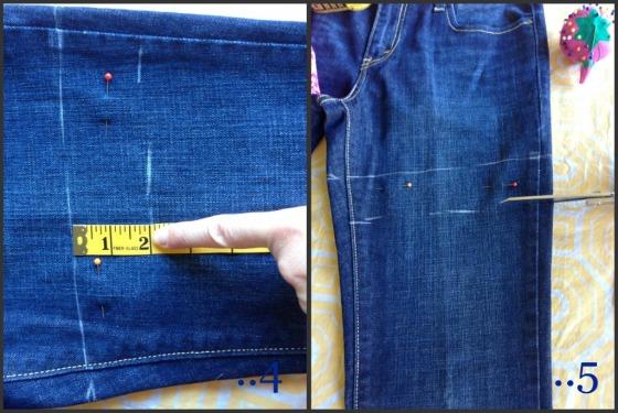 DIY Shorts 3