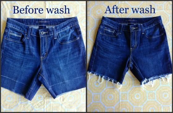 DIY Shorts 4