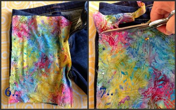 DIY Shorts 5