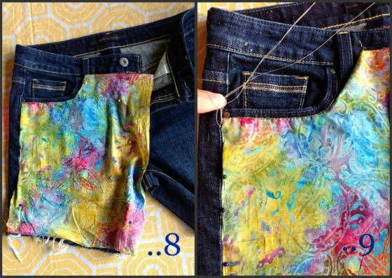 DIY Shorts 6