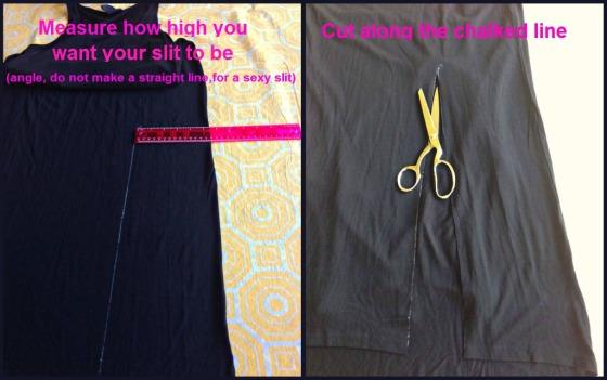 Diy Cutout Dress 3