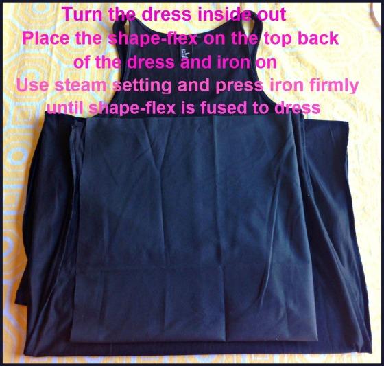 DIY Cutout Dress 4