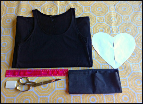 DIY Cutout Dress