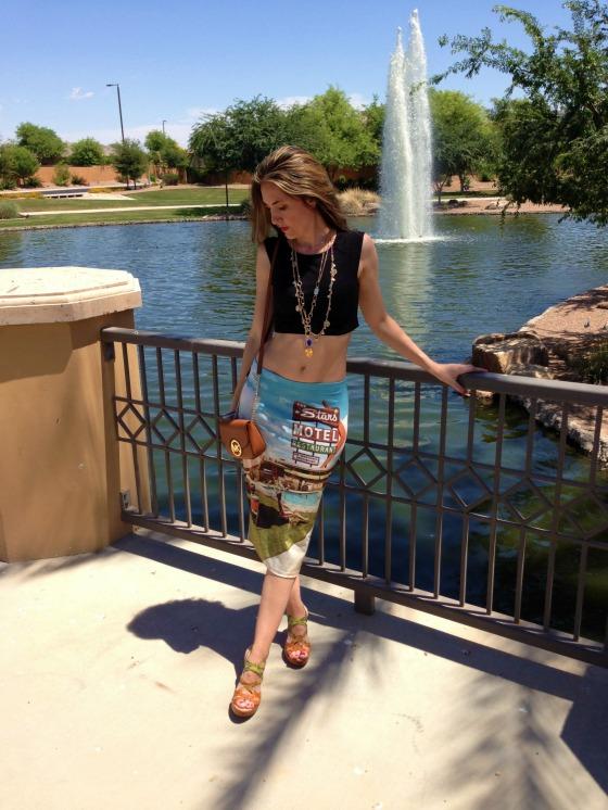 Motel Skirt 3