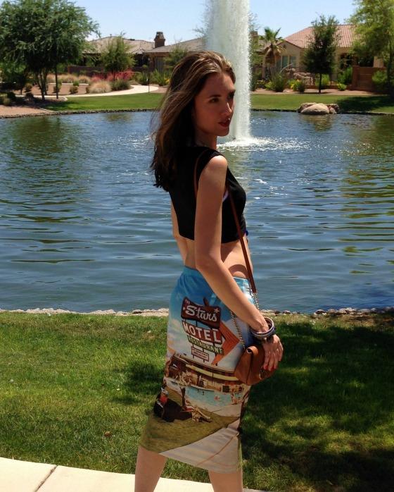 Motel Skirt 6