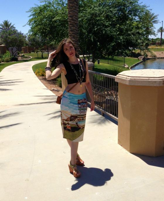 Motel Skirt 7