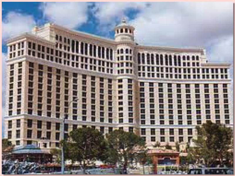 Bellagio casino employment near casino