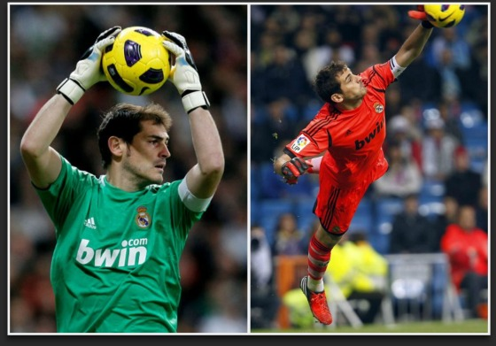 Real Madrid Iker 6