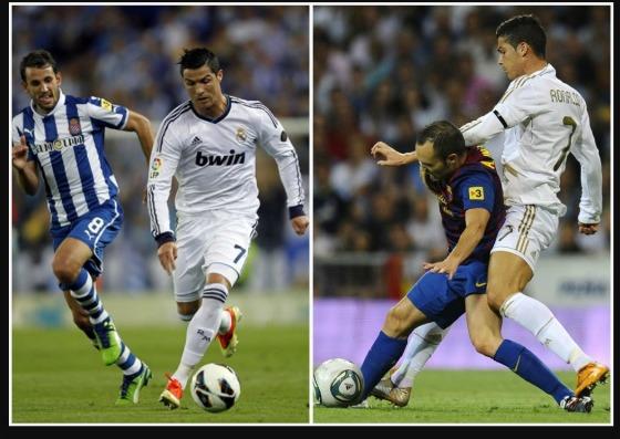 Real Madrid Ronaldo 6