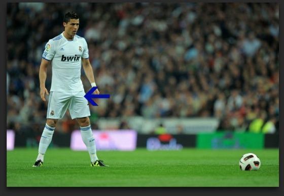 Real Madrid Ronaldo 8