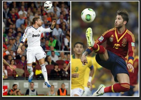 Real Madrid Sergio Ramos 12