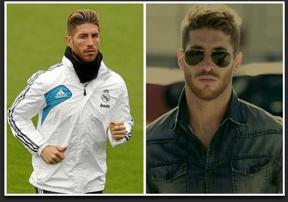 Real Madrid Sergio Ramos 6
