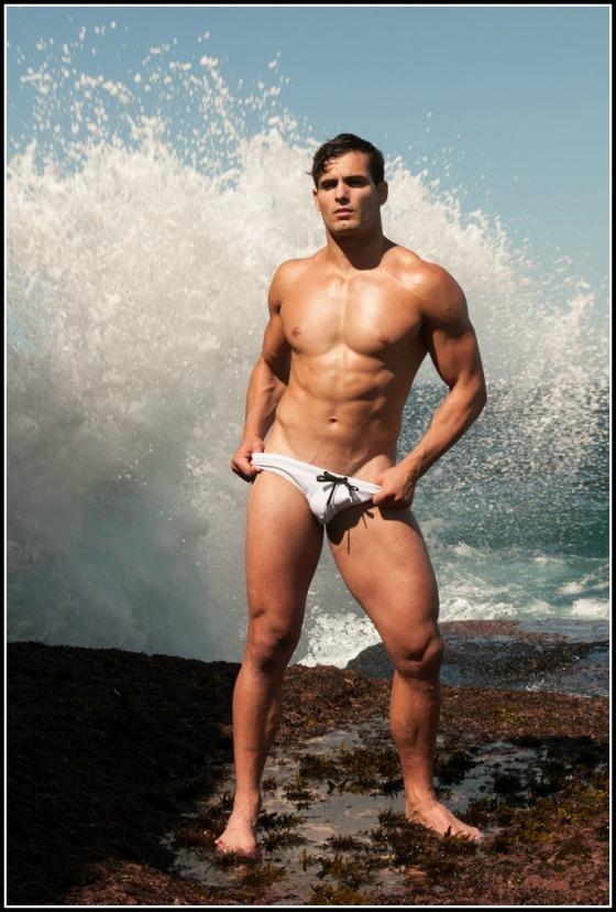 Male Swimwear David Karamanis