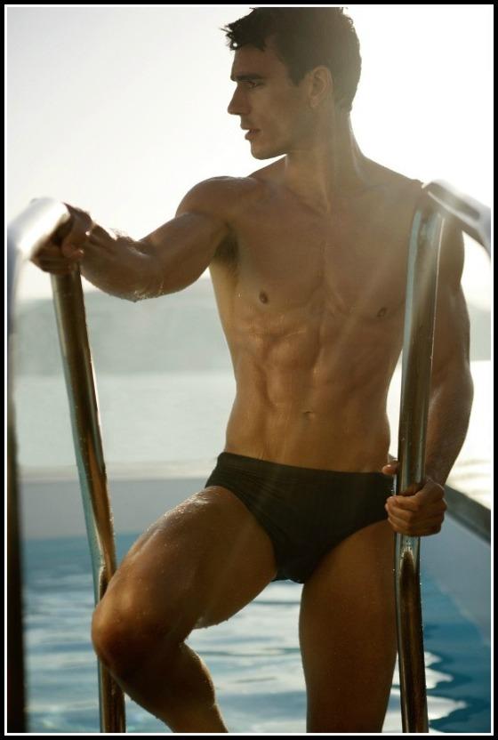 Male Swimwear - Josh Kloss