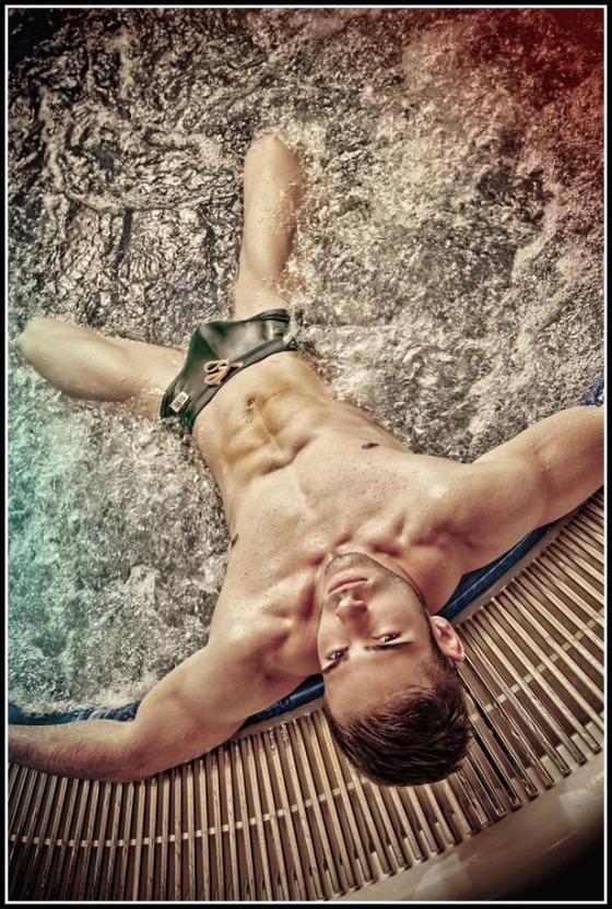 Male Swimwear - Victor Galvez