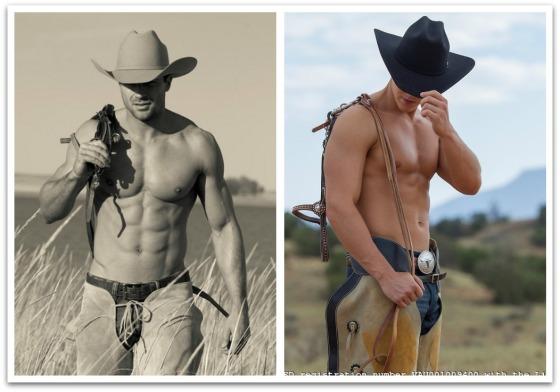 Cowboy Man Candy 12