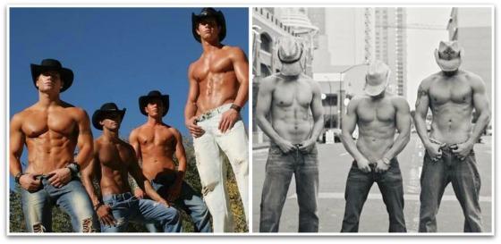 Cowboy Man Candy 22