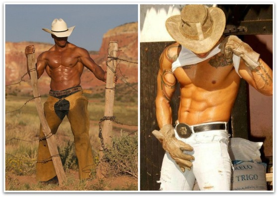 Cowboy Man Candy 25