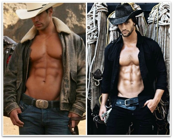 Cowboy Man Candy 4
