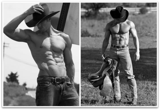 Cowboy Man Candy 9