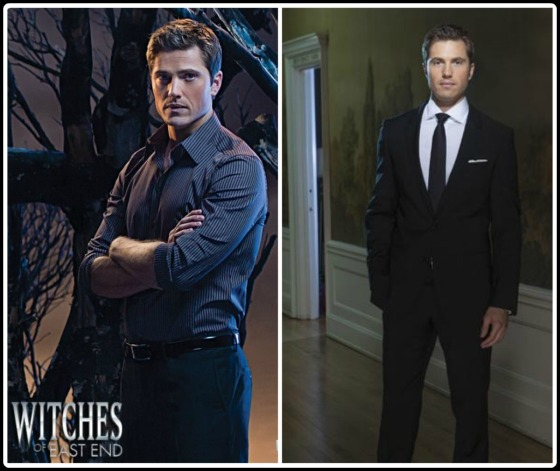 Eric Winter Witches of East End 2