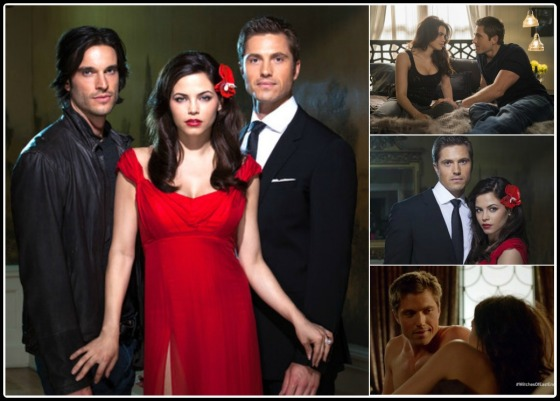 Eric Winter Witches of East End